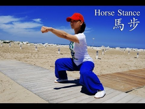 Everyday Kung Fu Training Practicing Your Horse Stance