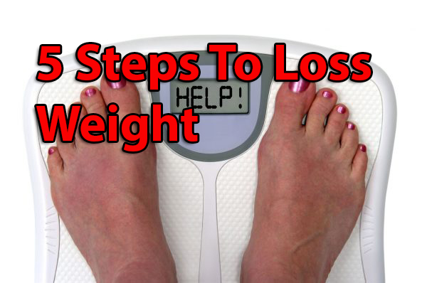 5 Steps To Loss Weight