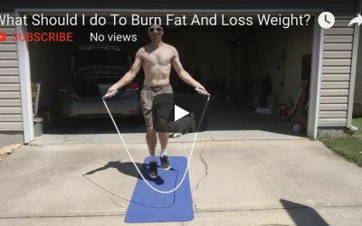 What Should I do To Burn Fat And Loss Weight?