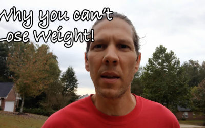 This Is Why You're Not Losing Weight